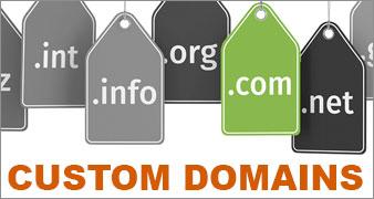 Custom-domains