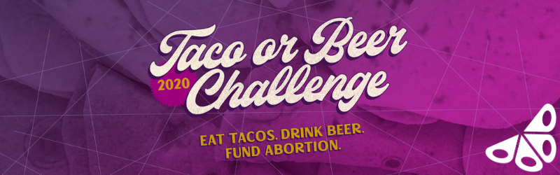 Taco or Beer 2020 Banner